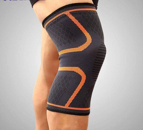 WoLf FuSiOn Elbow & Knee Pads Orange / M Top Quality™ Support Knee Pads