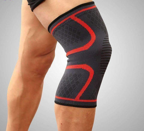 WoLf FuSiOn Elbow & Knee Pads Red / XL Top Quality™ Support Knee Pads
