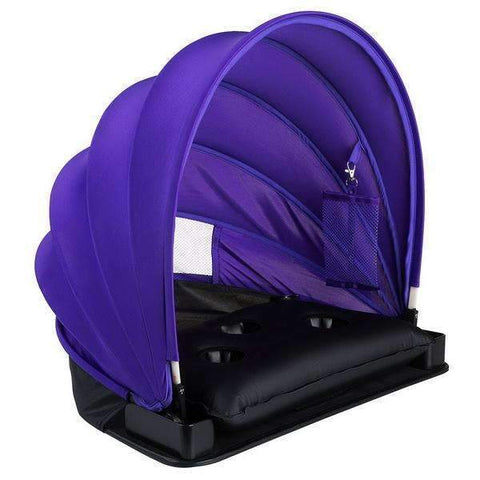 Image of WoLf FuSiOn Purple Adjustable Beach Canopy