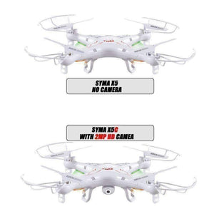 Drone™ 6-Axis Remote Control With 2MP HD Camera
