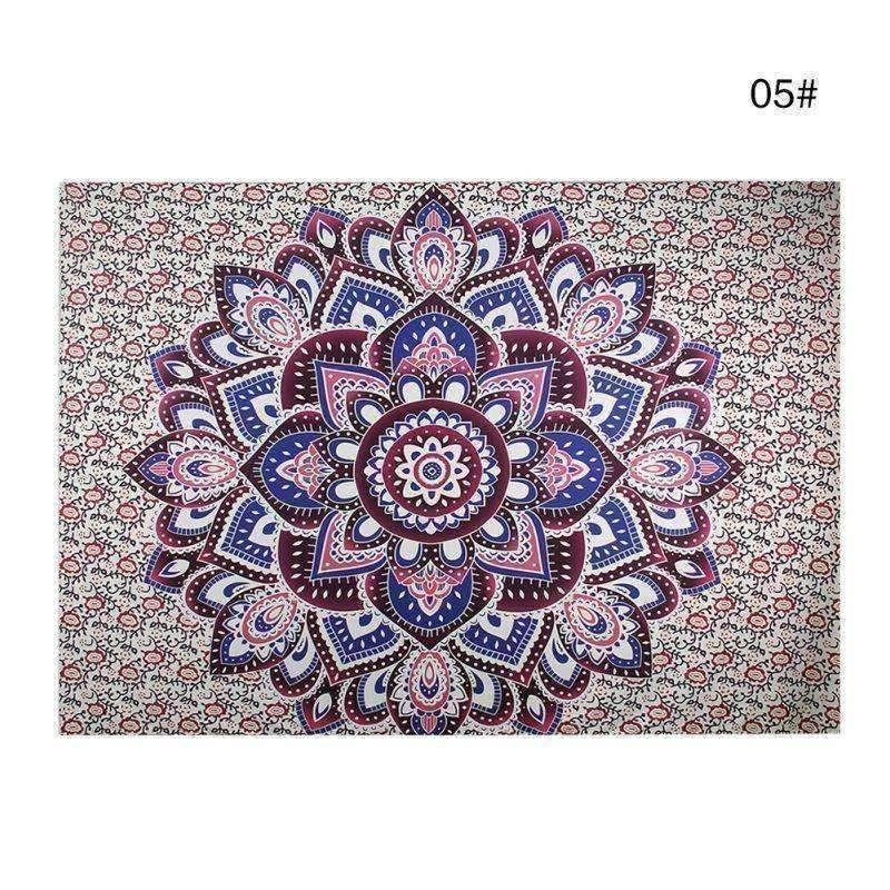 WoLf FuSiOn Tapestry Magenta / 210x150cm SUMMER BOHO TAPESTRY™