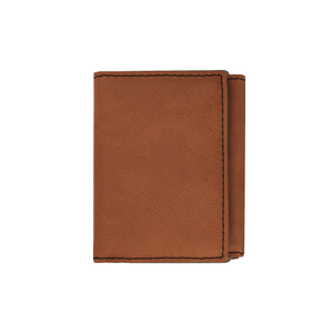 Rawhide Trifold Wallet - Infinity Parkour