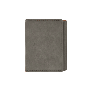 Gray Trifold Wallet - Infinity Parkour