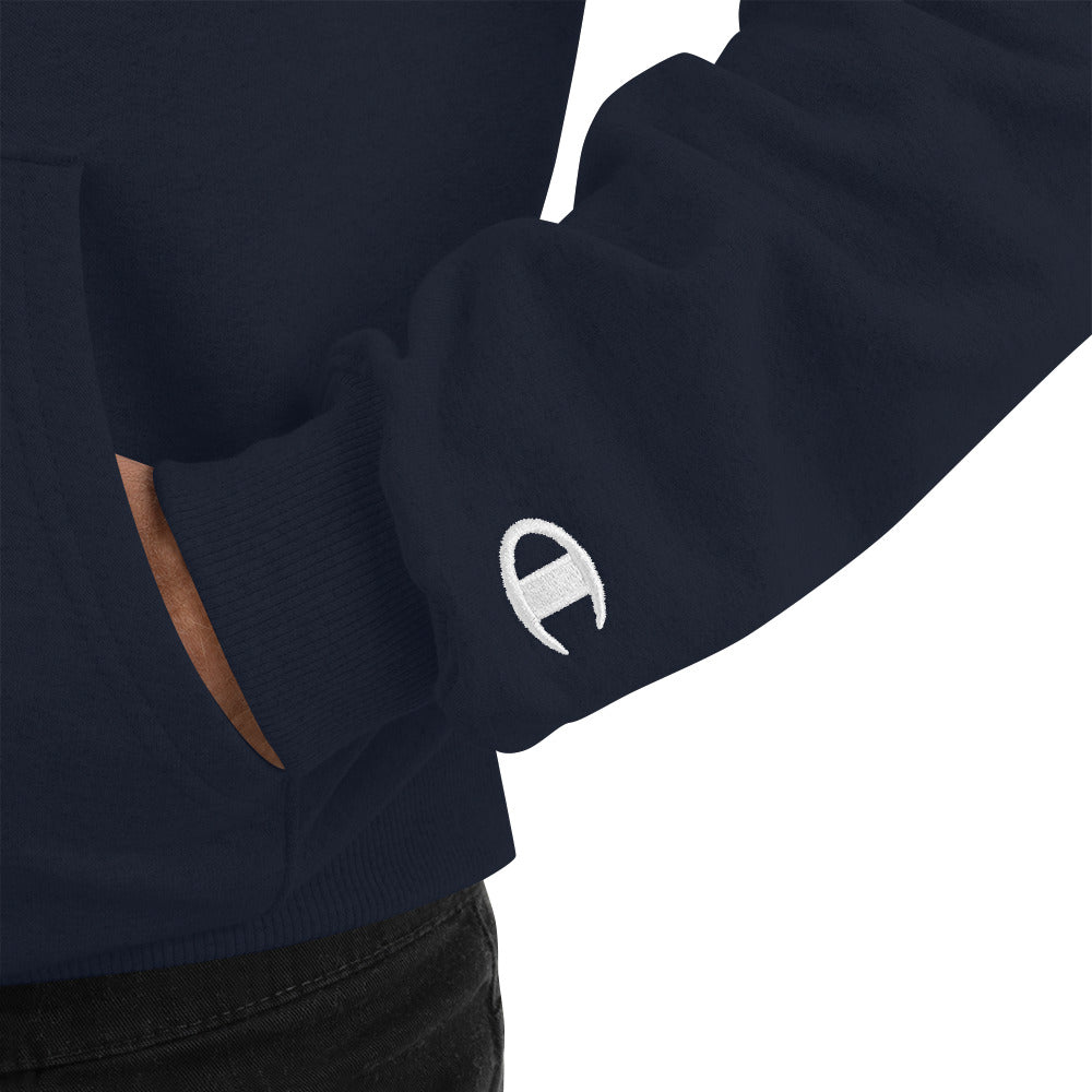 Infinity Badge Hoodie by Champion - Infinity Parkour