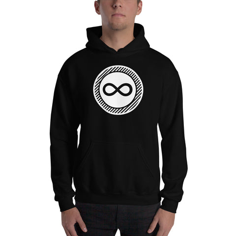 Infinity Emblem Hoodie - Infinity Parkour