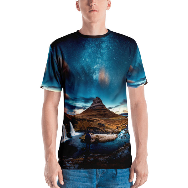 MEN'S T-SHIRT - STARRY NIGHT - Infinity Parkour
