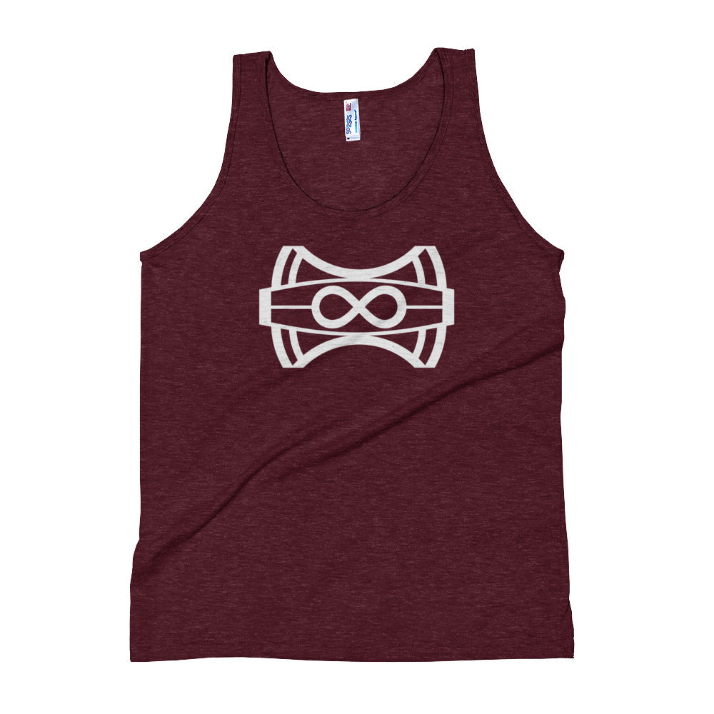 Women's Infinity Symbol Tank - Infinity Parkour