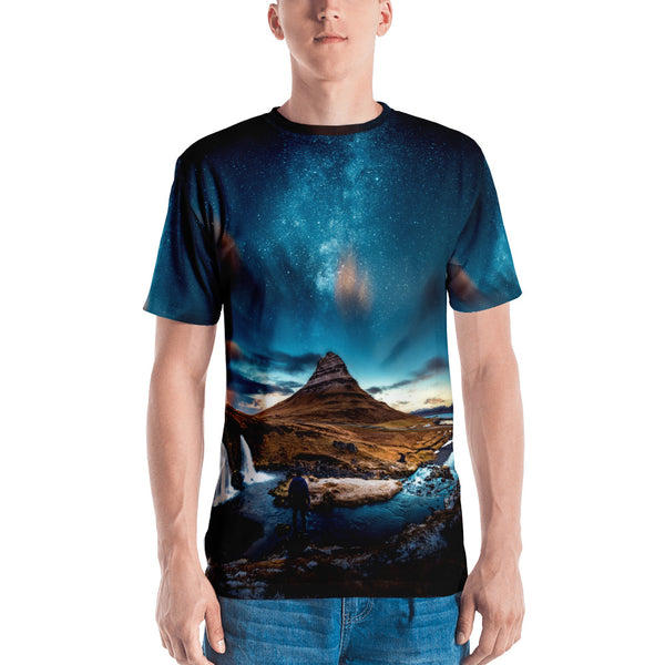 Starry Night T-shirt  - FREE - Infinity Parkour