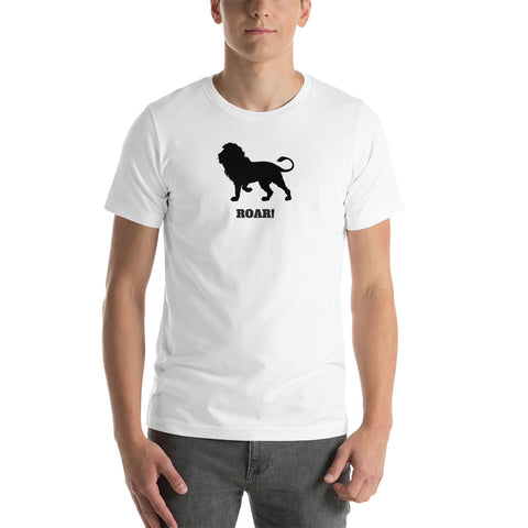 Lion - Unisex T-Shirt - Worthmore Designs