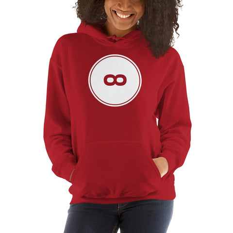∞ Ball Women's Hoodie - Infinity Parkour