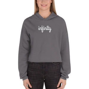 Infinity Crop Hoodie - Infinity Parkour