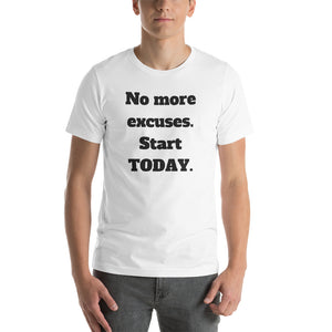 Excuses - Unisex T-Shirt - Infinity Parkour