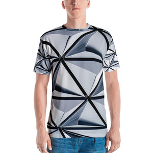 MEN'S ABSTRACT T-SHIRT - Infinity Parkour