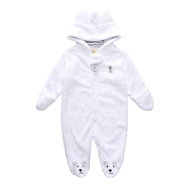 Winter Baby Romper - Infinity Parkour