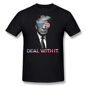 Deal With It - Men's Tee - Infinity Parkour