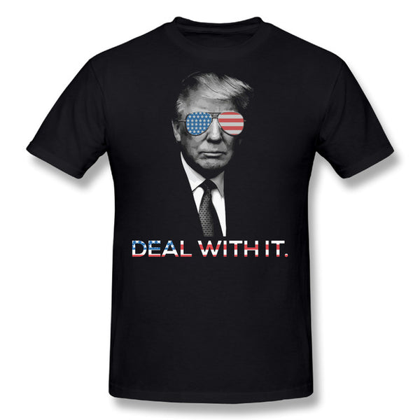 Deal With It - Men's Tee - Worthmore Designs