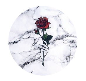 Rose Marble Phone Grip - Infinity Parkour