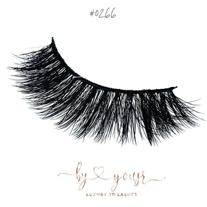 LUXURY 3D Lashes By Yousr #0266