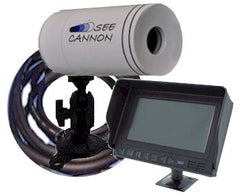 NDCS SEE CANNON Ultra Low Lux Marine Camera Complete Package