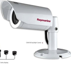 Raymarine CAM100 Day/Night Reverse Image Marine Camera (NTSC)