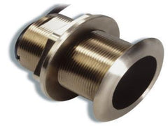 Raymarine B60 Bronze TH 50/200KHZ D/T Ducer w/12° Tilted Element
