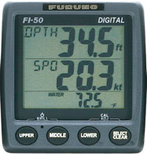 Furuno FI50 Digital Data Display