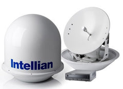 Intellian i9P DLA Latin America Satellite TV System