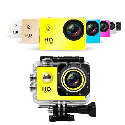 HD Waterproof Action Camera