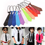 Satin Tie For Kids