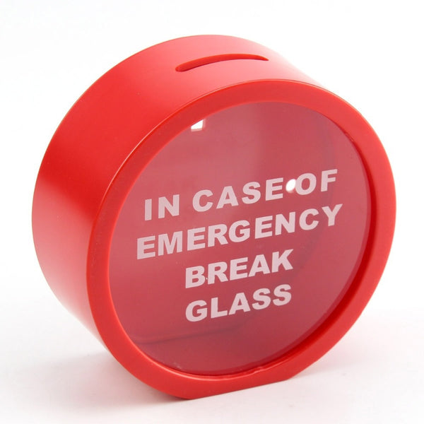 Fire Alarm Coin Bank