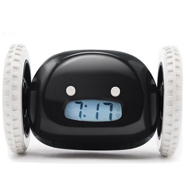 Best Moving Alarm Clock