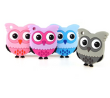 Food Grade Silicone Owl Teethers