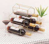 Minimalist Wine Rack