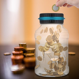 Watch Your Money Grow Saving Jar