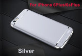 iPhone 6 Plus Silver Battery Case - The World's Thinnest