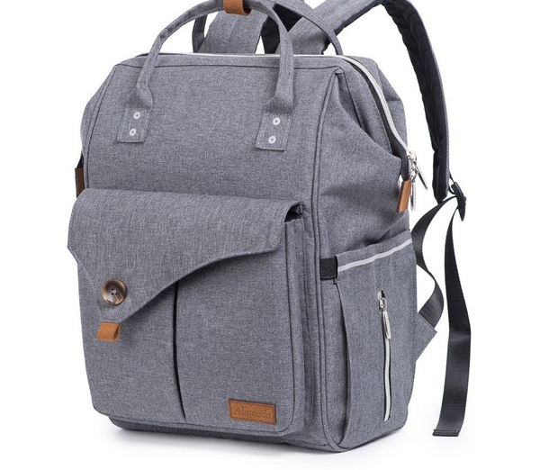 Stylish Diaper Backpack for Infants