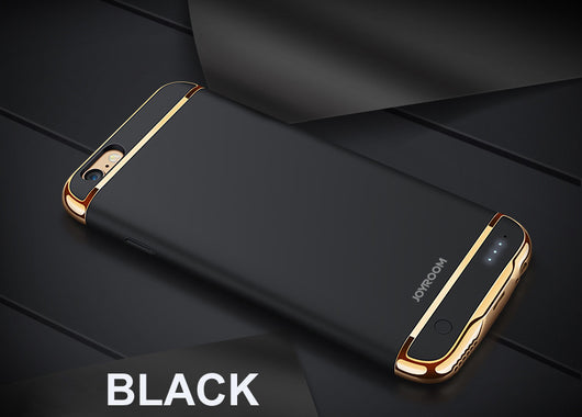 iPhone 6 Plus Black Battery Case - The World's Thinnest