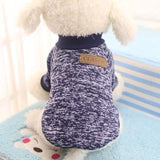 Soft Winter Sweater For Small Dogs