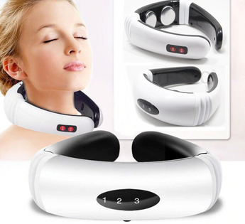Electric Heated Neck Massager
