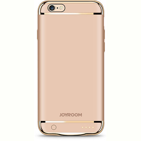 iPhone 6 or 6s Gold Battery Case - The World's Thinnest