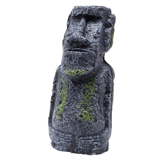 Mini Easter Island Statue for Aquariums