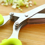 Premium Stainless Steel Vegetable Cutter