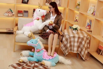 Huge Cute Unicorn Plush Toy 100cm / 40 Inches