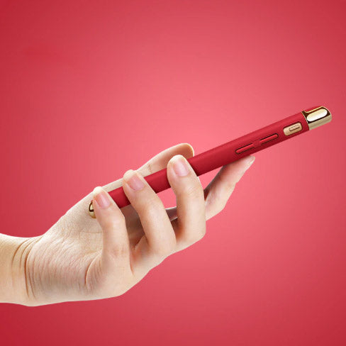 iPhone 6 or 6s Red Battery Case - The World's Thinnest