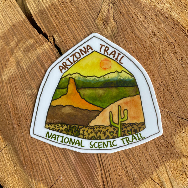 Arizona Trail Sticker