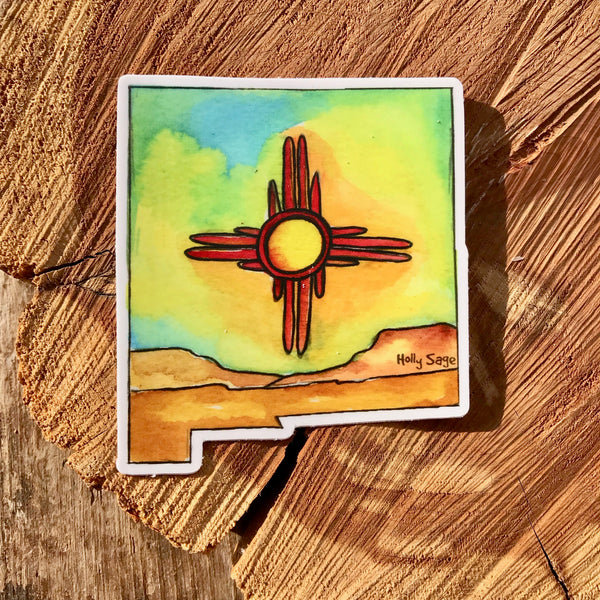 New Mexico Sticker