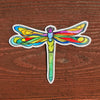 Dragonfly Dream Sticker