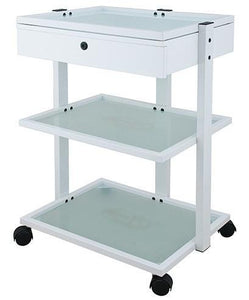 Abel+ Plus Salon Trolley w/ Locking Drawer