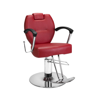 All Purpose Styling Chair - Contemporary Red