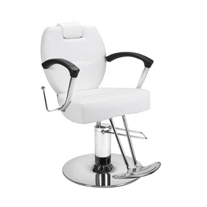 All Purpose Styling Chair - Contemporary White